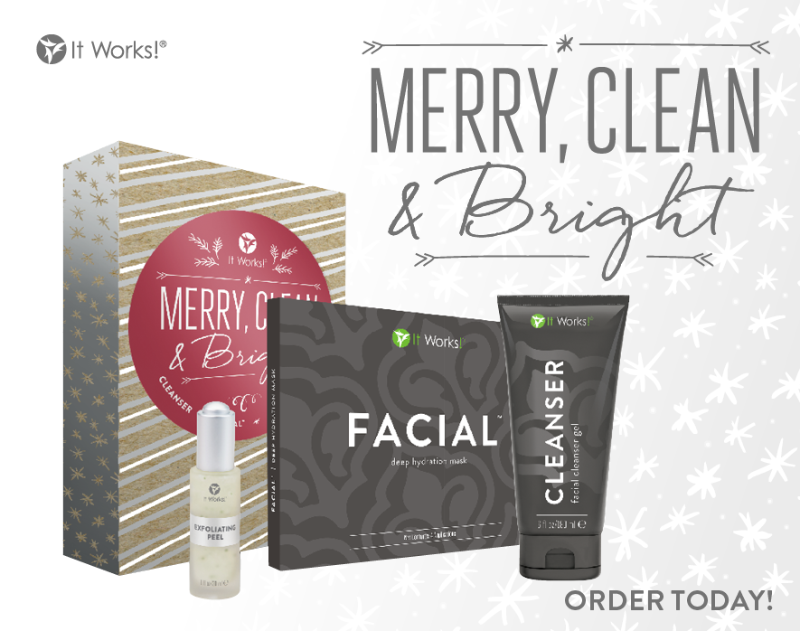 It Works! Weekly Wrap November 23
