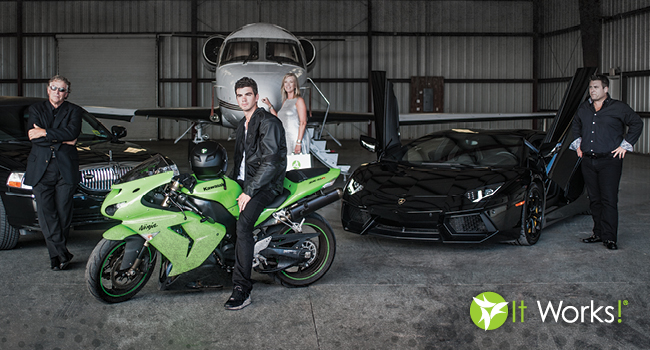 Whats New With It Works January 4